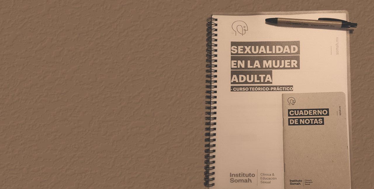 Curso-Taller Sexualidad en la Mujer Adulta