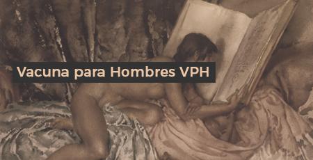 Vacuna para Hombres VPH