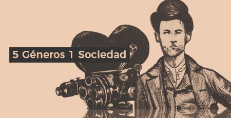 5 Géneros 1 Sociedad