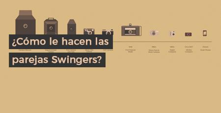 ¿Cómo le hacen las parejas Swingers?